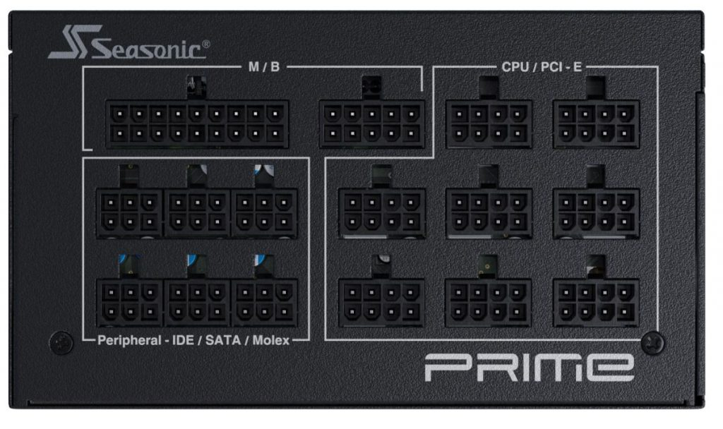 seasonic prime tx 1000 ports