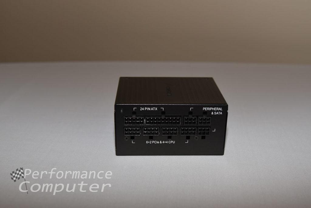 corsair sf750 ports