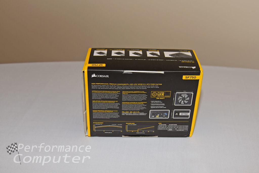 corsair sf750 box