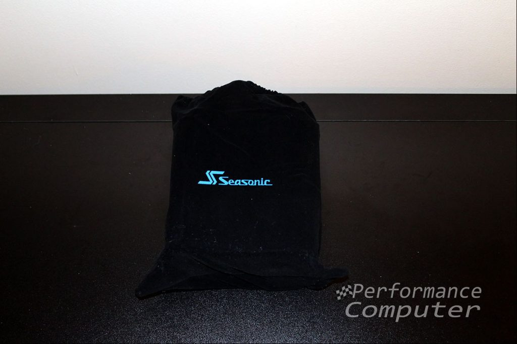 seasonic prime tx bag