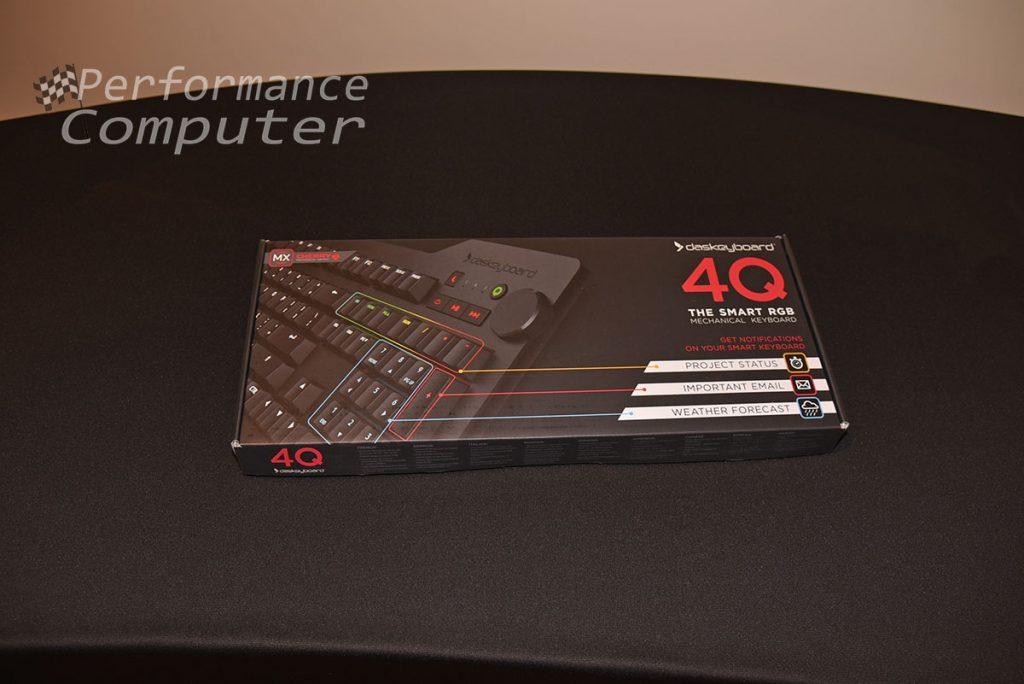 das keyboard 4q box front