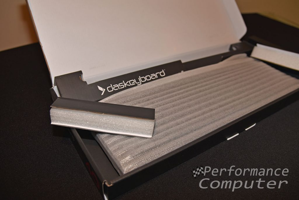 das keyboard 4q packaging