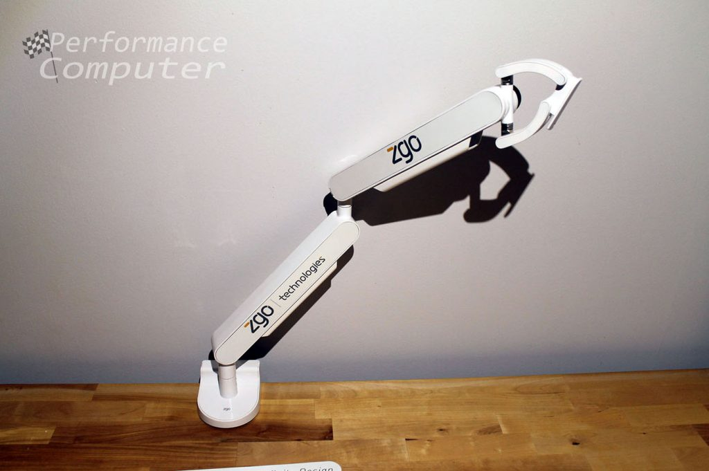 zgo technologies zg1 monitor arm review