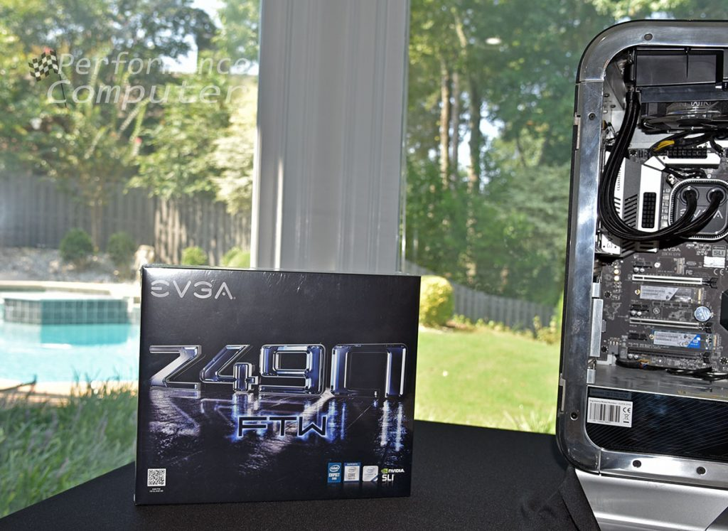 evga z490 ftw motherboard review