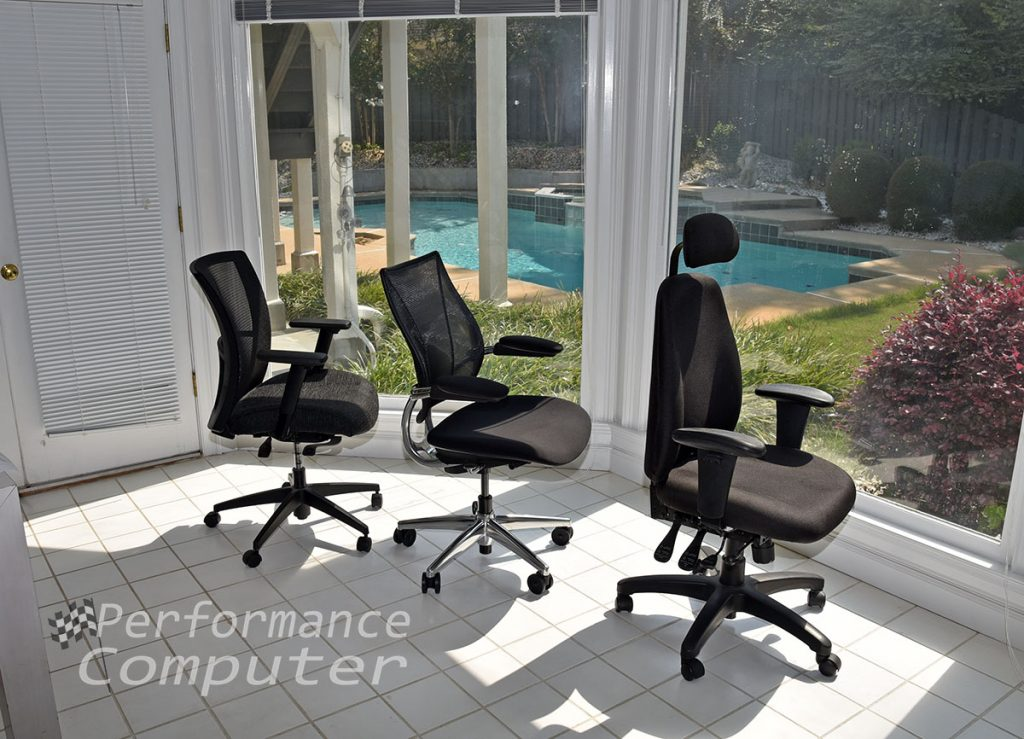 humanscale liberty task chair vs other task chairs