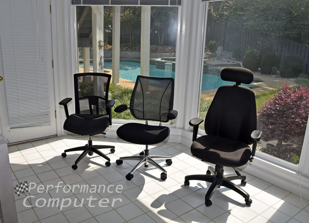 humanscale liberty task chair compared