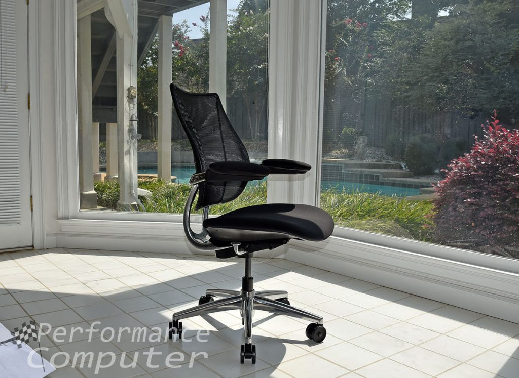 humanscale liberty task chair side
