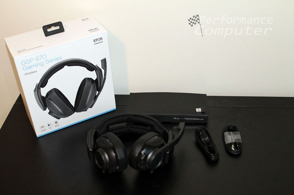 sennheiser gsp 670 accessories