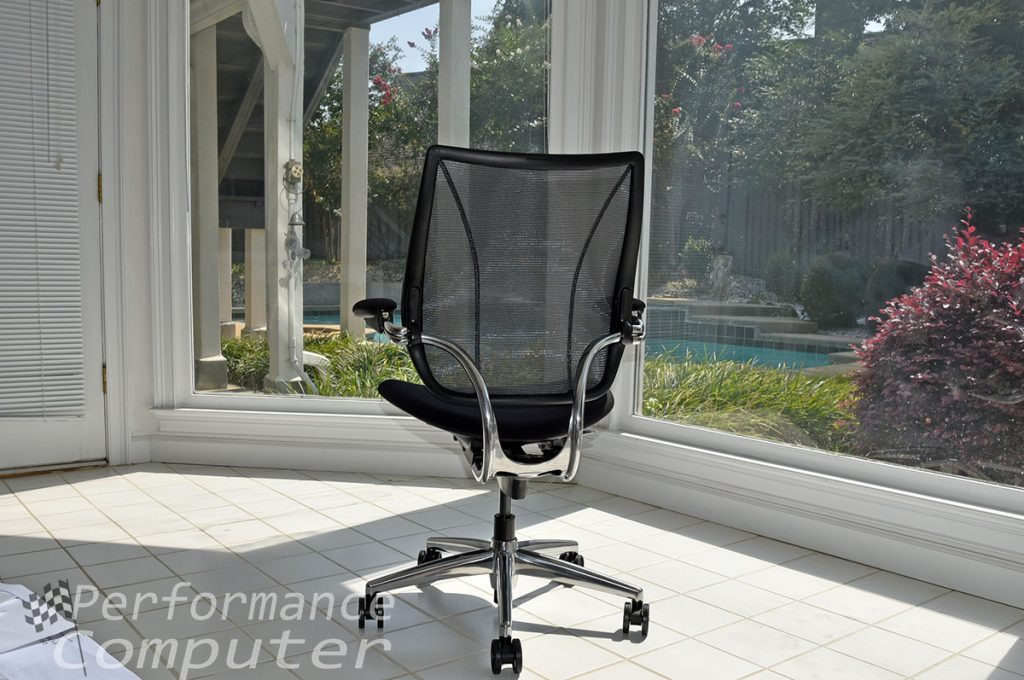 humanscale liberty task chair back
