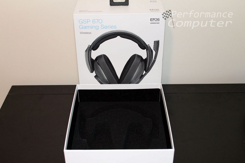 sennheiser gsp 670 packaging