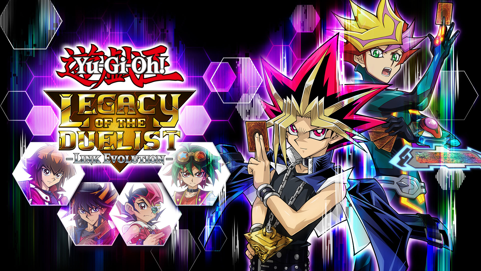 yugioh legacy of the duelist link evolution review for