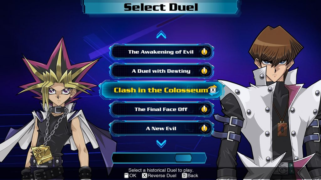 yugioh legacy of the duelist link evolution clash in the colosseum