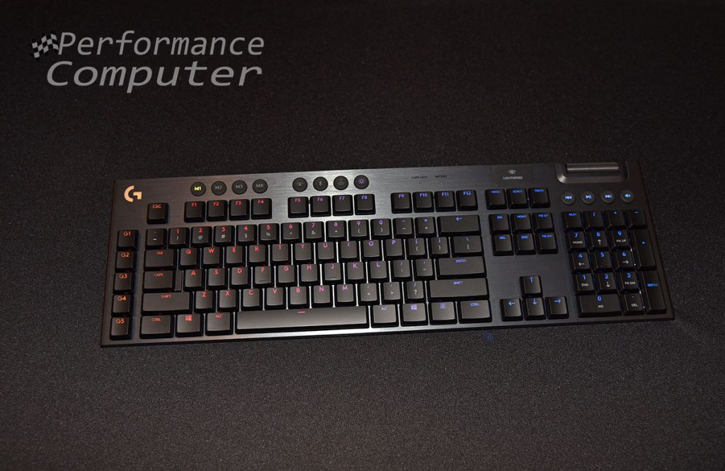 logitech g915 wireless gaming keyboard