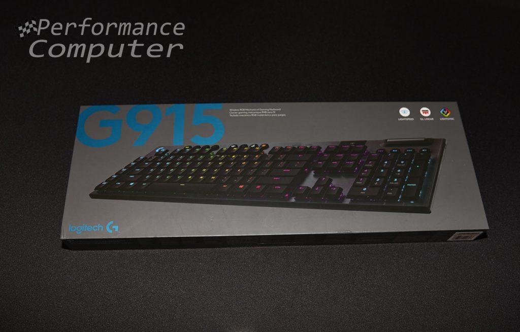 logitech g915 box