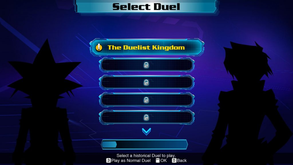 yugioh legacy of the duelist link evolution campaign duels