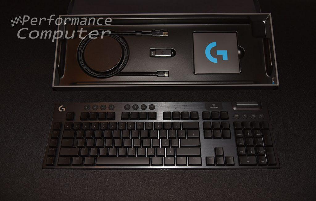 logitech g915 accessories
