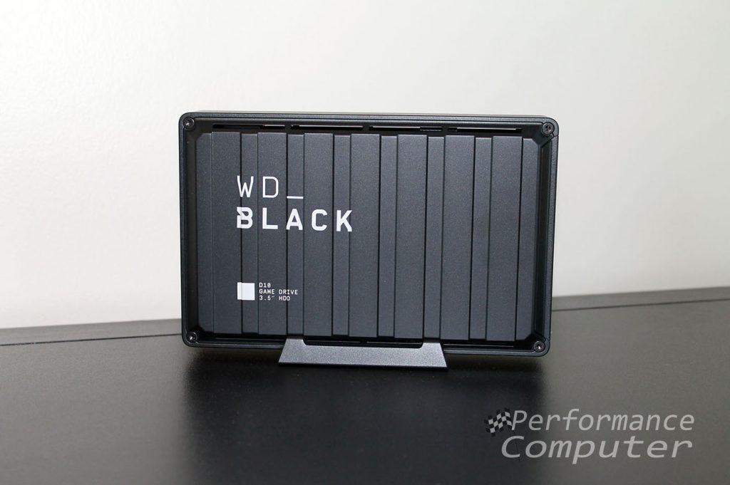 wd black d10 review