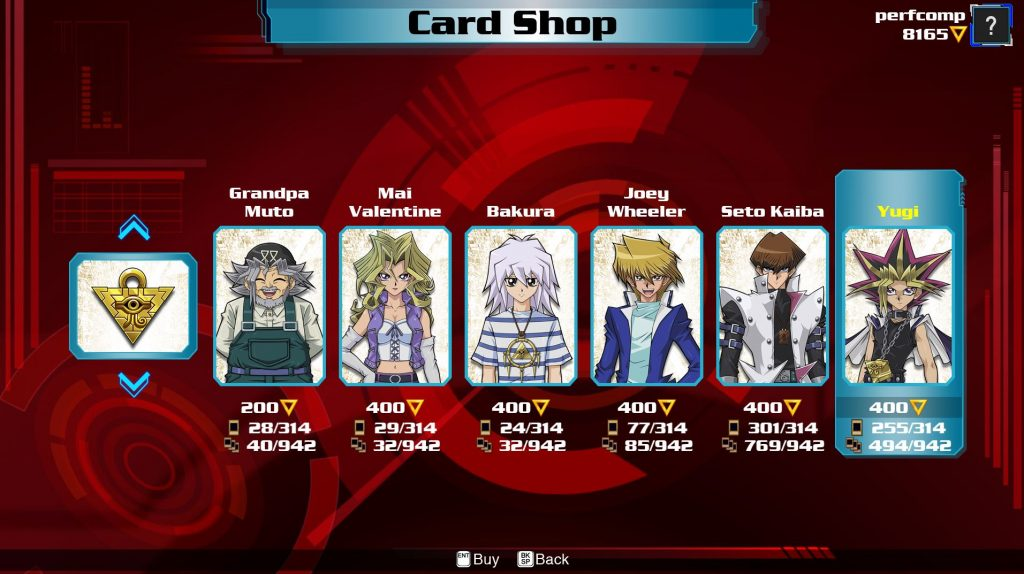 yugioh legacy of the duelist link evolution card shop packs
