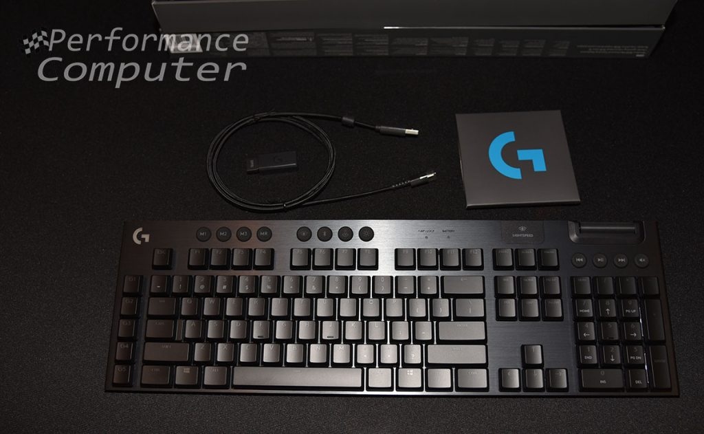 logitech g915 keyboard review