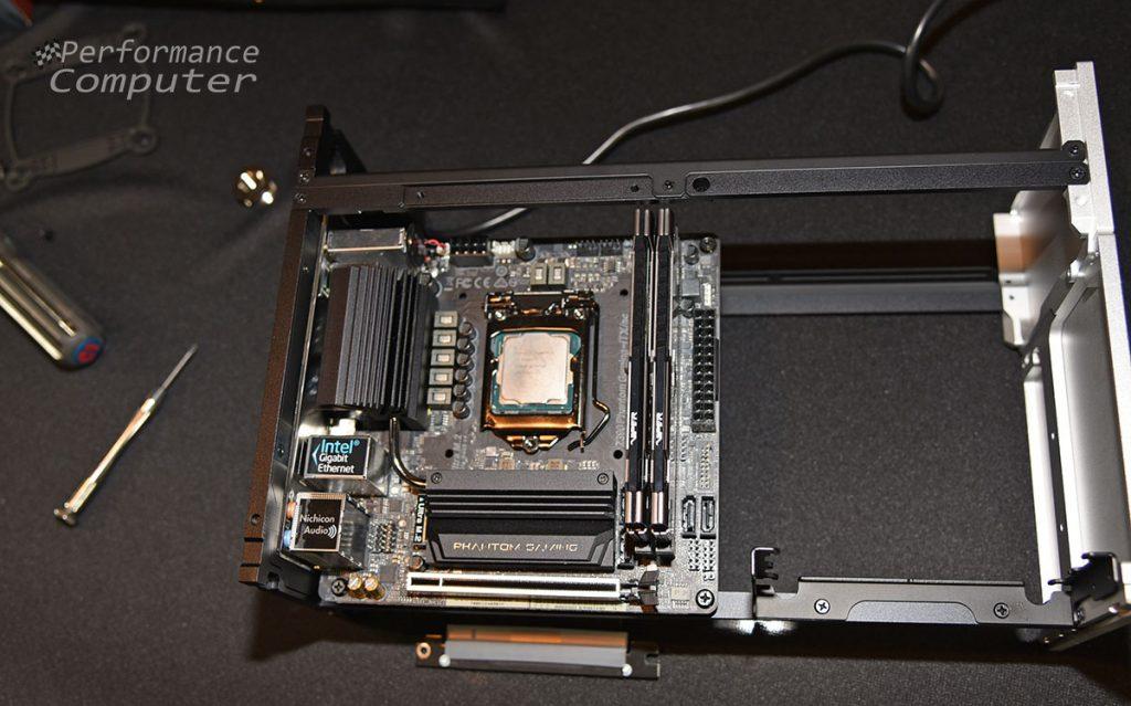 formd t1 motherboard installation