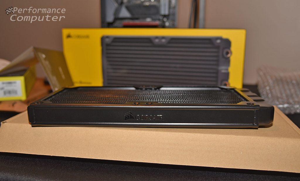 corsair xr5 280mm radiator