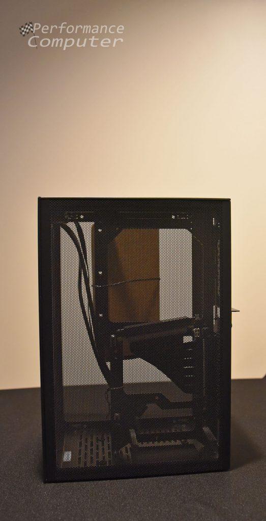ssupd meshlicious black mesh side panel