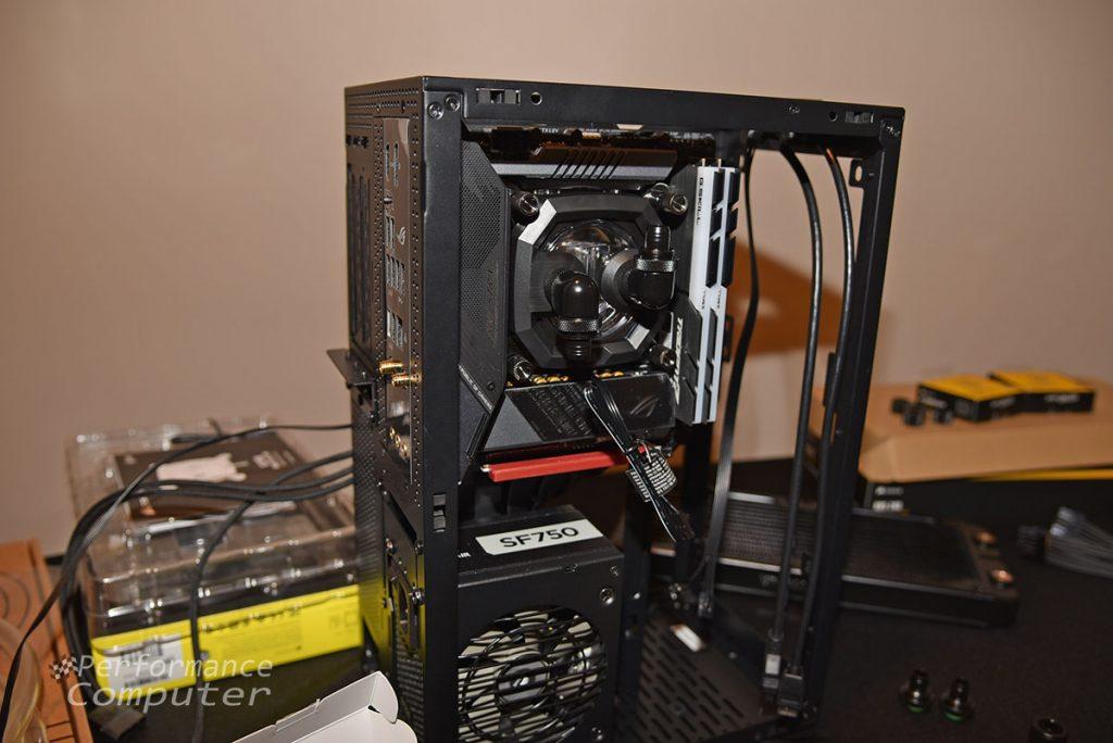 meshlicious cpu block angled adapters