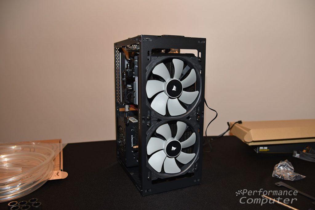 meshlicious radiator fans